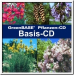 GreenBASE Pflanzen-CD Basis-CD