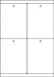 Hängeetiketten TAG4-120MC5 (105x135 mm)
