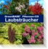 GreenBASE Pflanzen-CD Laubsträucher