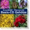 GreenBASE Pflanzen-CD Basis-CD Gehölze