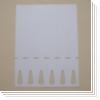Schlaufenetiketten TF6r12.5CD (279x35 mm)