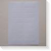Selbstklebeetiketten PAP16H1/P (73x35 mm)